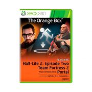 Jogo The Orange Box - Half-life 2, Portal e Team Fortress 2 - Xbox 360