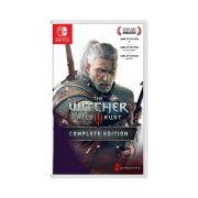 Jogo The Witcher 3: Wild Hunt Edição Completa - Switch