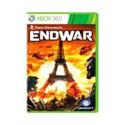 Jogo Tom Clancy's Endwar - Xbox 360