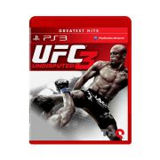 Jogo UFC 3 Undisputed Greatest Hits - PS3