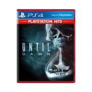 Jogo Until Dawn Playstation Hits - PS4