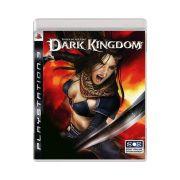 Jogo Untold Legends Dark Kingdom - PS3