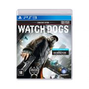 Jogo Watch Dogs Signature Edition - PS3