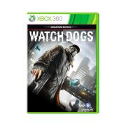 Jogo Watch Dogs Signature Edition - Xbox 360