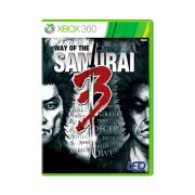 Jogo Way Of Samurai 3 - Xbox 360