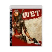 Jogo WET - PS3