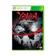 Jogo Yaiba Ninja Gaiden Z - Xbox 360