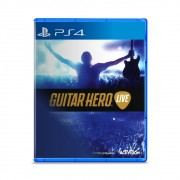 Kit Jogo Guitar Hero + Guitarra - PS4