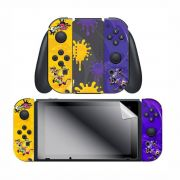 Kit Skin + Película para Nintendo Switch - Splatoon 2