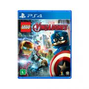 Lego Avengers Vingadores - PS4