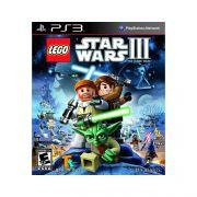 Lego Star Wars 3 Clone Wars - PS3