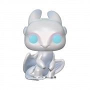 POP! Funko - Light Fury 687 - Como Treinar Seu Dragão