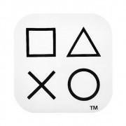 Luminária Botões PlayStation - Sony - Branca 32X30