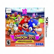 Mario & Sonic at the London 2012 Olimpic Games - 3DS
