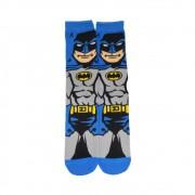 Meia Batman - DC - Cano Alto