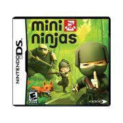 Jogo Mini Ninjas - DSi - EUROPEU