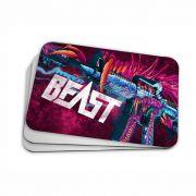 Mouse pad para Computador 20x17 - Counter Strike Hyper Beast