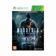 Murdered Soul Suspect - Xbox 360
