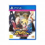 Naruto Ultimate Ninja Storm 4: Road To Boruto - PS4