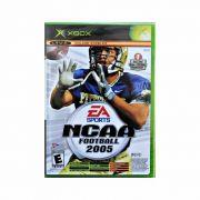 NCAA Football 2005 + Top Spin - Xbox Classico