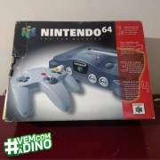 Nintendo 64 C/ Mission Impossible