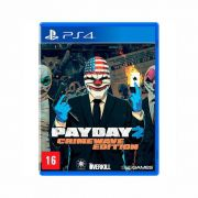 Payday 2 Crimewave - PS4
