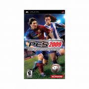 PES Pro Evolution Soccer 2009 - PSP