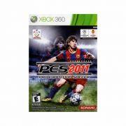 PES Pro Evolution Soccer 2011  - Xbox 360