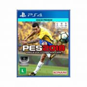 PES Pro Evolution Soccer 2018 - PS4