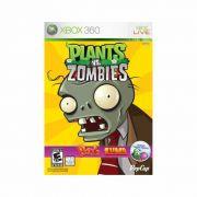 Plants vs Zombie - Xbox 360