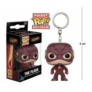Pocket Funko POP Flash Keychain