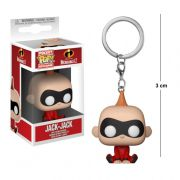 Pocket Funko POP Os Incríveis Zezé Keychain
