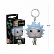 Pocket Funko POP Rick Keychain