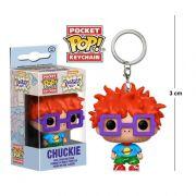 Pocket Funko POP Rugrats Chuckie Keychain