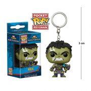 Pocket Funko POP Thor Ragnarok Hulk Keychain