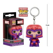 Pocket Funko POP X Men Magneto Keychain