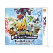 Pokemon Mystery Dungeon - Gates to Infinity - 3DS