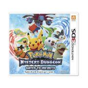 Jogo Pokemon Mystery Dungeon Gates to Infinity - 3DS