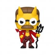POP! Funko - Devil Flanders 1029 - Os Simpsons