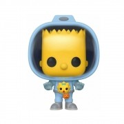 POP! Funko - Spaceman Bart 1026 - Simpsons Treehouse Of Horror