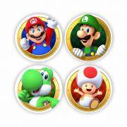 Porta Copos Super Mario