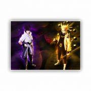 Pôster A3 - Naruto vs Sasuke