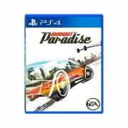 Pré Venda Burnout Paradise Remastered - PS4