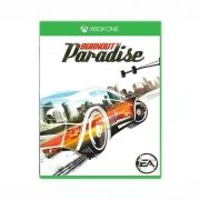 Pré Venda Burnout Paradise Remastered - Xbox One