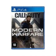 Pré Venda Call of Duty Modern Warfare 2019 - PS4