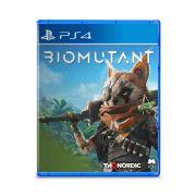 Pré Venda Jogo Biomutant - PS4