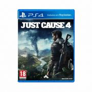 Pré Venda Just Cause 4 - PS4