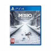 Pré Venda Metro Exodus - PS4