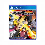 Pré Venda Naruto to Boruto: Shinobi Striker - PS4