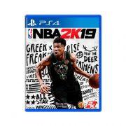 Pré Venda NBA 2K19 - PS4